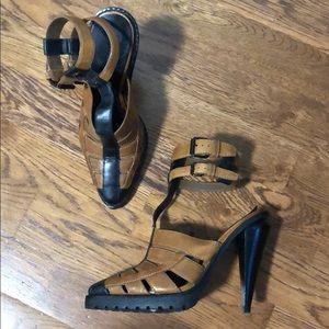 Alexander Wang two tone heels